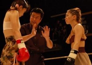 女性ボクシング
